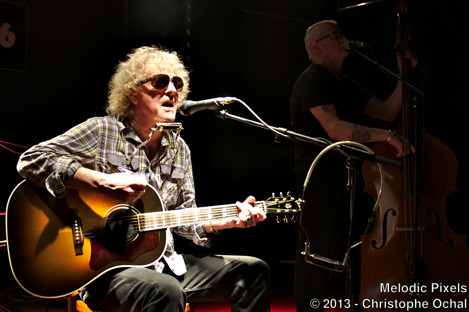 ian hunter short back and sides
